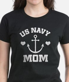 US Navy Mom gift idea T-Shirt