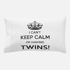 Cute Twins Pillow Case