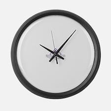SCER-GA Large Wall Clock