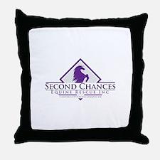 SCER-GA Throw Pillow
