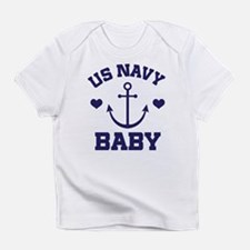 US Navy Baby Infant T-Shirt