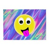 Emoji 5x7 Rugs