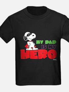 Peanuts: Dad Hero T