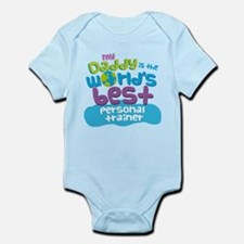 Personal Trainer Gifts for Kids Onesie