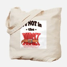 Funny Spend Tote Bag