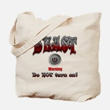 Funny Body beast Tote Bag