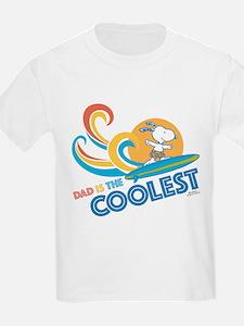 Peanuts: Coolest Dad T-Shirt