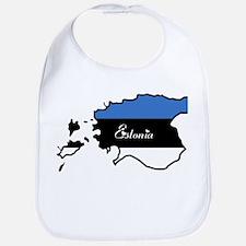 Cool Estonia Bib