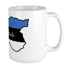 Cool Estonia Mug