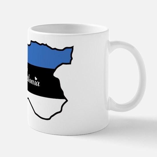Cool Estonia Mug