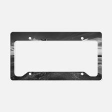 Cute Golden gate bridge License Plate Holder