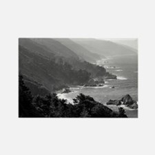 Funny Big sur Rectangle Magnet