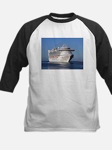Golden Princess cruise ship Baseball Jersey