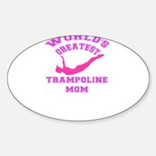 Trampoline Mom Decal