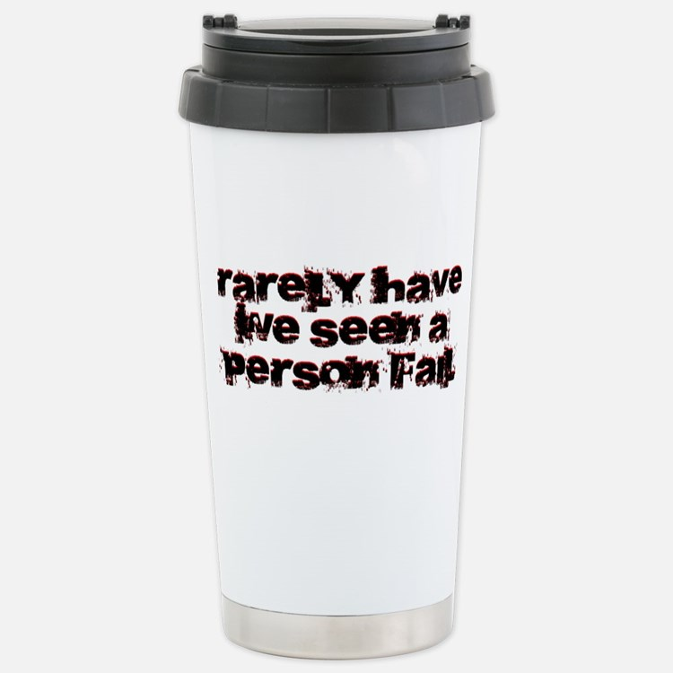 Cute Truthfully Travel Mug