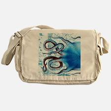 Unique Kraken Messenger Bag
