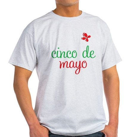 Cinco De Mayo Logo T-Shirt