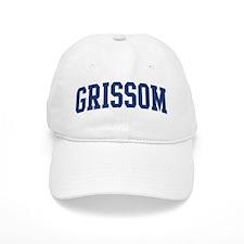 GRISSOM design (blue) Baseball Cap