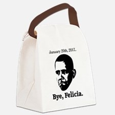 Cool Nobama Canvas Lunch Bag