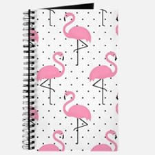 Cute Flamingo Journal