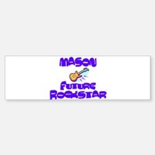 Mason - Future Rock Star Bumper Bumper Bumper Sticker