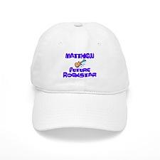 Matthew - Future Rock Star Baseball Cap