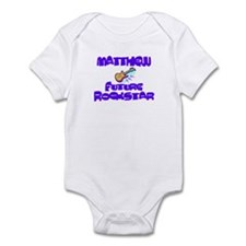 Matthew - Future Rock Star Infant Bodysuit