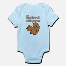 the squirrel whisperer Body Suit