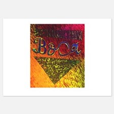 BOca Argentina Invitations