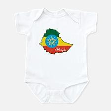 Cool Ethiopia Infant Bodysuit