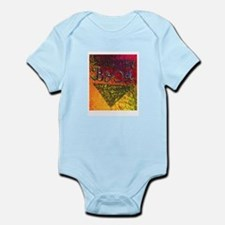 BOca Argentina Infant Bodysuit
