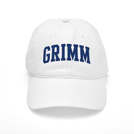 GRIMM design (blue) Cap