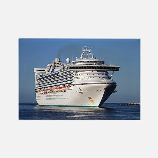 Golden Princess cruise ship Magnets