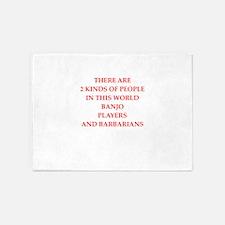 banjo 5'x7'Area Rug