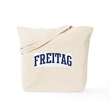 FREITAG design (blue) Tote Bag