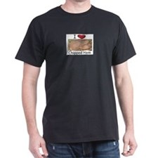 I love chipped ham copy T-Shirt