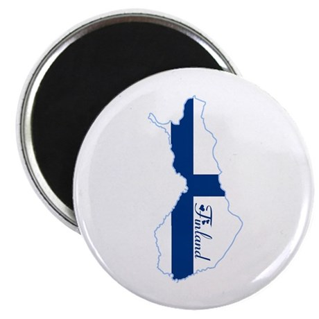 Cool Finland Magnet