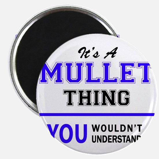 It's MULLET thing, you wouldn't understand Magnets