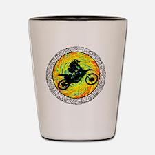 Fox racing Shot Glass