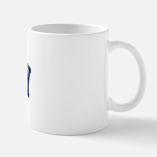 GRIFFEY design (blue) Mug