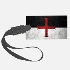 Flag of the Knights Templar Luggage Tag