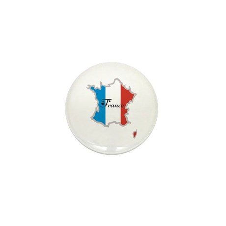 Cool France Mini Button (10 pack)