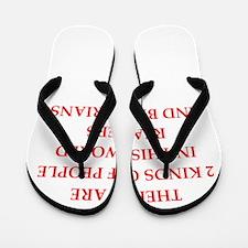 reader Flip Flops