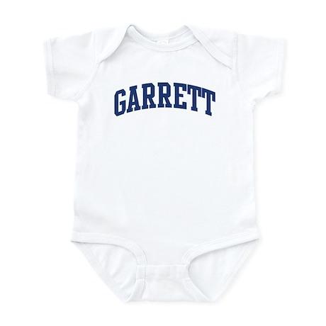 GARRETT design (blue) Infant Bodysuit