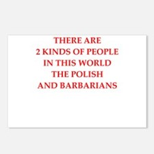 polish Postcards (Package of 8)