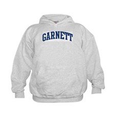 GARNETT design (blue) Hoodie