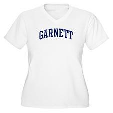 GARNETT design (blue) T-Shirt