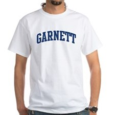 GARNETT design (blue) Shirt