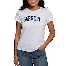GARNETT design (blue) Tee
