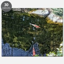 Reflecting Pond Puzzle